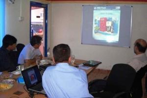 Training of Agha Khan Engineers