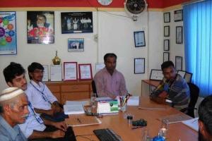 Training of TSETechnicians Sep-14