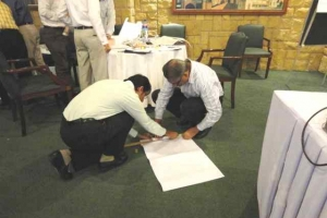 Workshop on Teambuilding